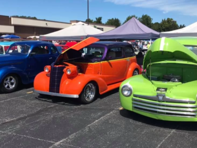 Custom Car & Bike Show